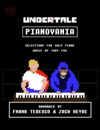 Undertale Booklet Cover