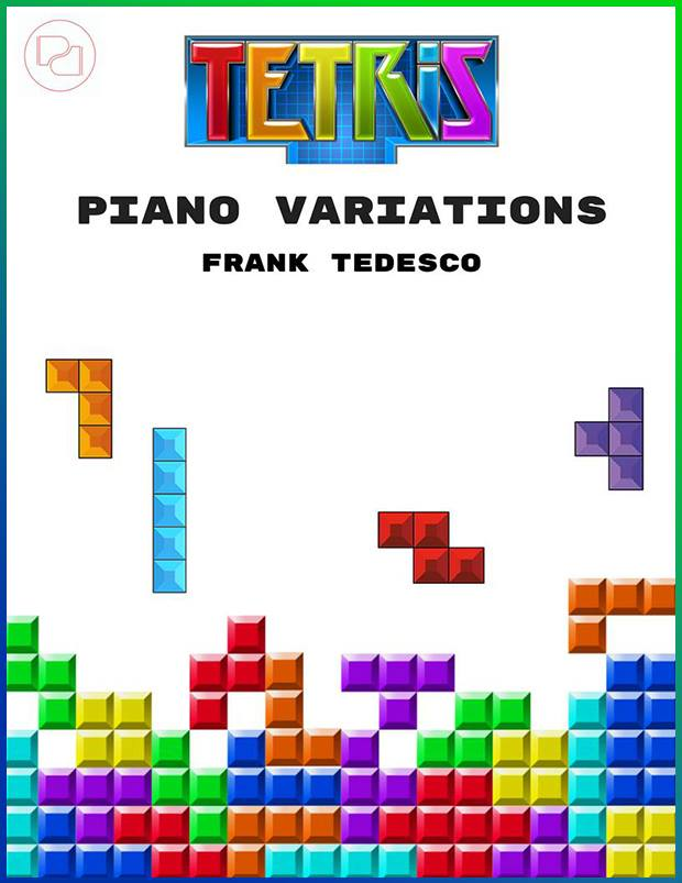 The Tetris Piano Variations Web Cover