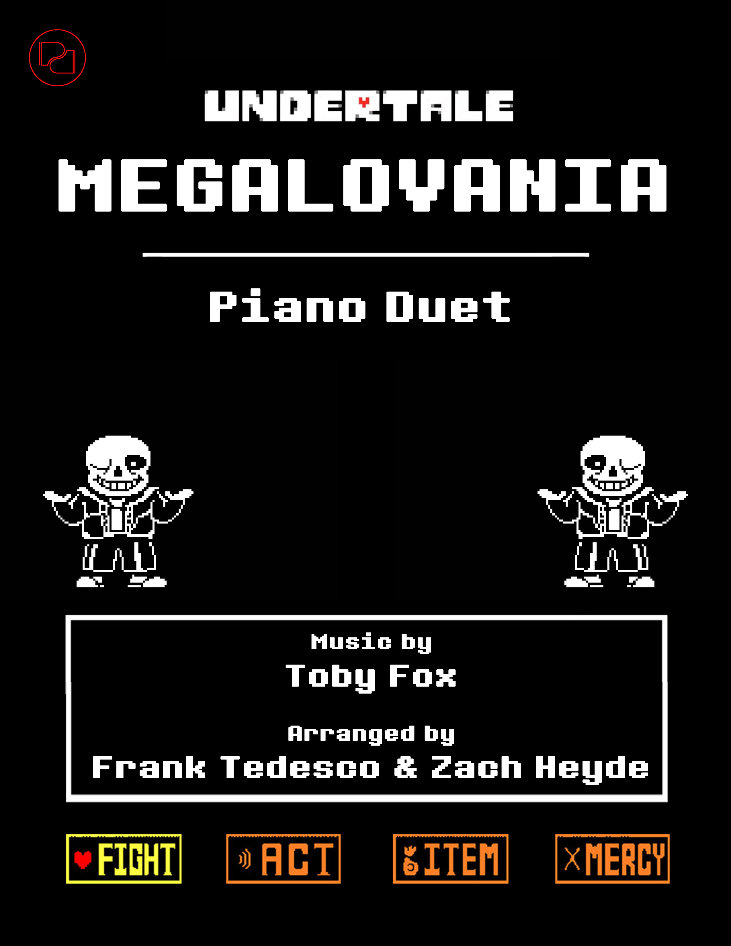 megalovania-cover-page
